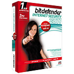 BitDefender Internet Security 2011 pour PC Portable - Licence 1 an 3 postes