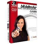 BitDefender Total Security Premium 2011 - Licence 3 ans familiale