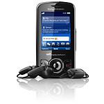 Sony Ericsson Spiro Noir