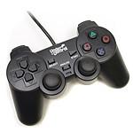 Under Control Manette Vibrante Shockcontroller Noire (PS2)