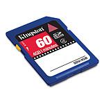 Kingston Carte vidéo SDHC 4 GB 60 min