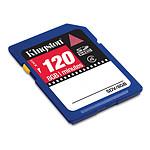 Kingston Carte vidéo SDHC 8 GB 120 min