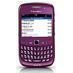 BlackBerry Curve 8520 violet