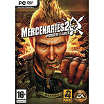 MERCENARIES 2 : L' Enfer des Favelas (PC)