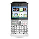 Nokia E5 Blanc