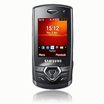 Samsung S5550 Shark 2 Noir