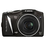Canon PowerShot SX130 IS Noir