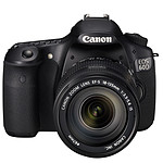 Canon EOS 60D + Objectif EF-S 18-135mm f/3.5-5.6 IS