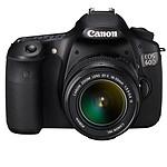 Canon EOS 60D + Objectif EF-S 18-55mm f/3.5-5.6 IS   EF-S 55-250mm f/4-5.6 IS
