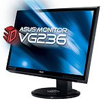 "ASUS 23"" LCD 3D - VG236H"