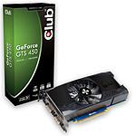 Club 3D GTS 450 1024 MB