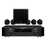 Marantz NR1601 + Boston SoundWareXS 5.1 Noir