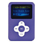 ClipSonic MP105 Violet - 2 Go