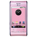 LG GT540 Optimus Rose