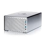 Iomega UltraMax Plus Hard Drive 4 To (eSATA/USB 2.0/FireWire 400/800)