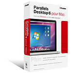 Parallels Desktop 6 pour Mac Small Business