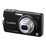Panasonic Lumix DMC-FX700 Noir