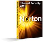 Norton Internet Security 2011 - Licence 1 an 3 postes