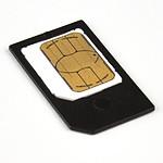 Muvit - Adaptateur Micro SIM vers SIM
