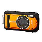 Pentax Optio W90 Orange