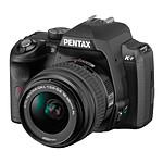 Pentax K-r + Objectif DA L 18-55mm Noir