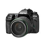 Pentax K-5 + Objectif DA 18-135mm f/3,5-5,6 AL WR