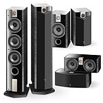 Focal Chorus Pack 5.0 826 V + CC 800 V + 806 V Ebony