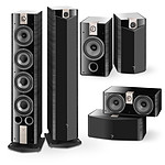 Focal Chorus Pack 5.0 836 V + CC 800 V + 806 V Ebony