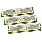 OCZ Platinum Edition 6 Go (3x 2Go) DDR3 1333 MHz