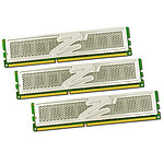 OCZ Platinum Edition 12 Go (3x 4Go) DDR3 1600 MHz