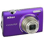 Nikon COOLPIX S5100 Violet