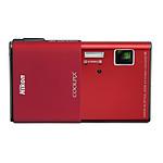 Nikon COOLPIX S80 Rouge
