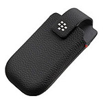 BlackBerry Holster en cuir (pour BlackBerry Torch 9800)