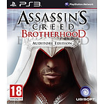 Assassin's Creed Brotherhood Auditore Edition (PS3)