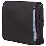 Belkin sacoche à rabat pour ordinateur portable (jusqu'à 15.6'') - (coloris marron/bleu)