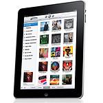 Apple iPad Wi-Fi 64 Go