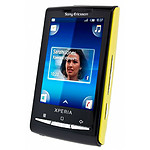 Sony Ericsson Xperia X10 mini Lime