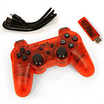 Under Control Wireless Controller - rouge (PS3)