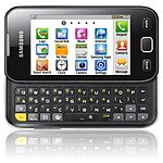 Samsung Wave 533 QWERTY Noir