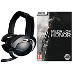 Sony DR-GA200 + Medal of Honor (PC)