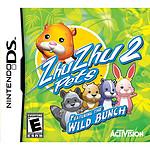 Zhu Zhu Pets : Les Animaux de la Forêt avec Peluche (Nintendo DS)