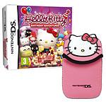 Hello Kitty Birthday Adventures + Sac (Nintendo DS)