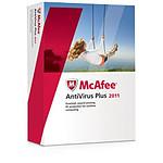 McAfee AntiVirus Plus 2011 1 Poste