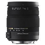 SIGMA 18-50mm F2,8-4,5 DC OS HSM monture Nikon