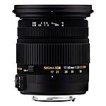 SIGMA 17-50mm F2,8 EX DC OS HSM monture Nikon
