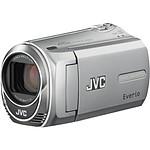 JVC GZ-MS216 Argent + SD 4 Go + Batterie supplémentaire