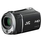JVC GZ-MS216 Noir + SD 4 Go + Batterie supplémentaire