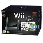 Nintendo Wii Pack Mario Kart Edition Noire