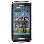 Nokia C6-01 Argent
