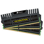 Corsair Vengeance Series 12 Go (3x 4 Go) DDR3 1600 MHz CL9